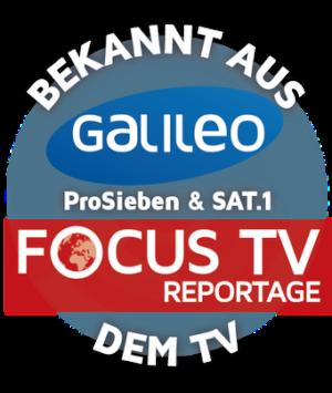 Bekann aus Focus TV